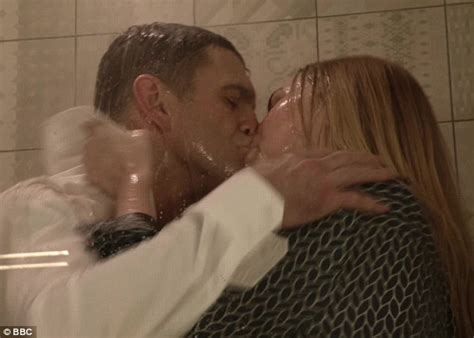 Steamy In The Shower by Eastenders Branning And Ronnie Mitchell Steamy
