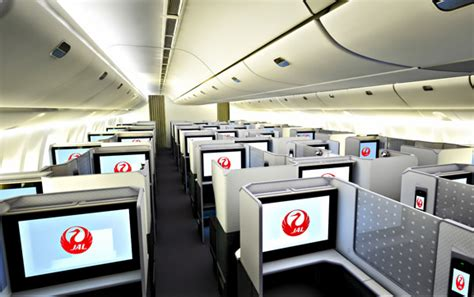 japan airlines  qantas  europe business class