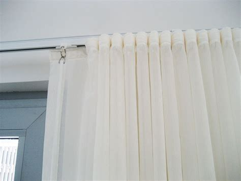 Roll Pleat Curtain From The Shade Store Yoshie And Gary