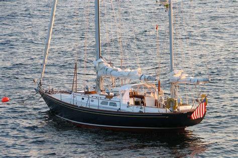 hinckley boats history 1985 hinckley sou wester 42 yawl sail boat for sale www
