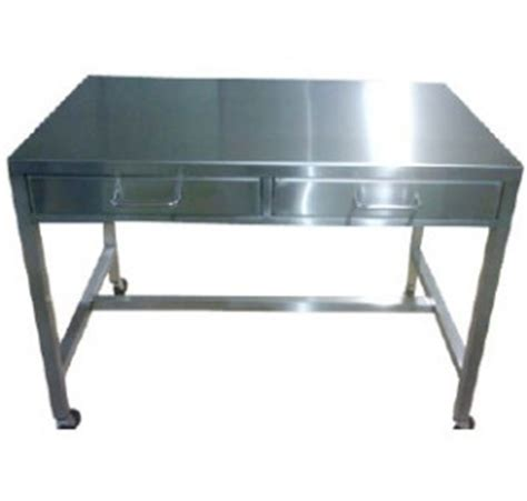 stainless steel table with drawers stainless steel instrument table with drawers qc storage