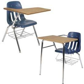 College Desk Chair by School Desks Www Globalindustrial Ca