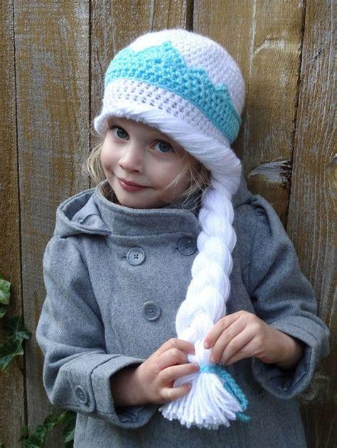 free pattern elsa crochet hat great frozen crochet hat ideas fashion blog