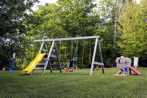rent a swing set lake willoughby cabin rentals green acres cabins