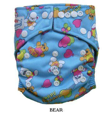 perlak motif smile blue toko perlengkapan bayi