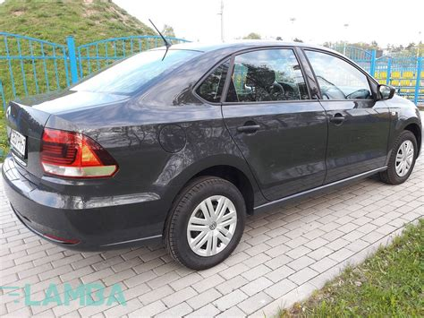 volkswagen sedan 2015 аренда volkswagen polo sedan 2015 г в краткосрочно