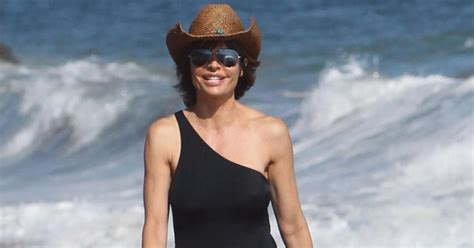 what celebs were mean to lisa rinna on celeb apprentice lisa rinna photos celebrities wearing one piece