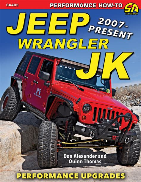 books about how cars work 2001 jeep grand cherokee free book repair manuals cartech automotive books manuals sa405 performance upgrade guide for 07 present jeep wrangler