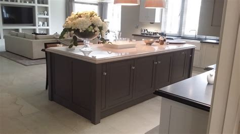 Painting Kitchen Island Painting Bespoke Kitchens In Berkshirehand Painted Kitchens Furniture And Interiors