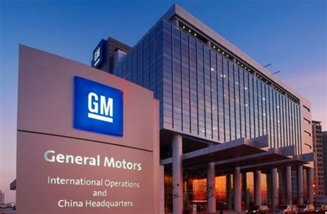General Motors In Gm China New Air Quality System Gm Authority