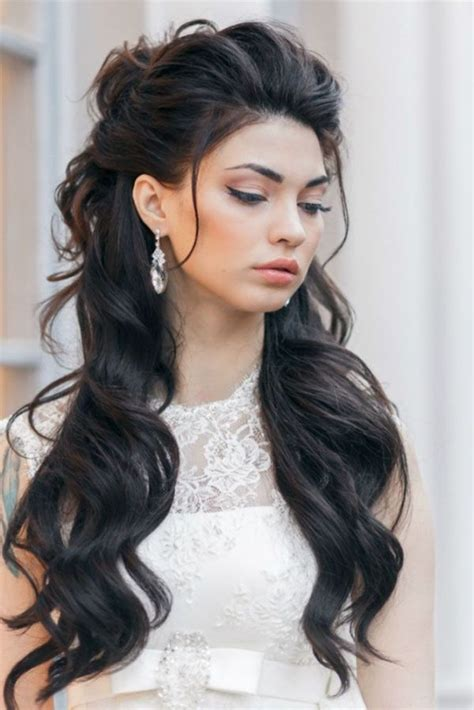 Wedding Dress Styles For Hair by Best 25 Hair Poof Ideas On Poof Hairstyles