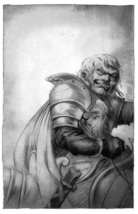 Tyrion Lannister - A Song of Ice and Fire Fan Art