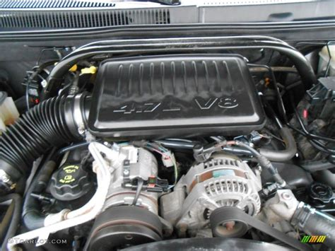 Jeep 4 7 L Engine 2005 Jeep Grand Limited 4 7 Liter Sohc 16v