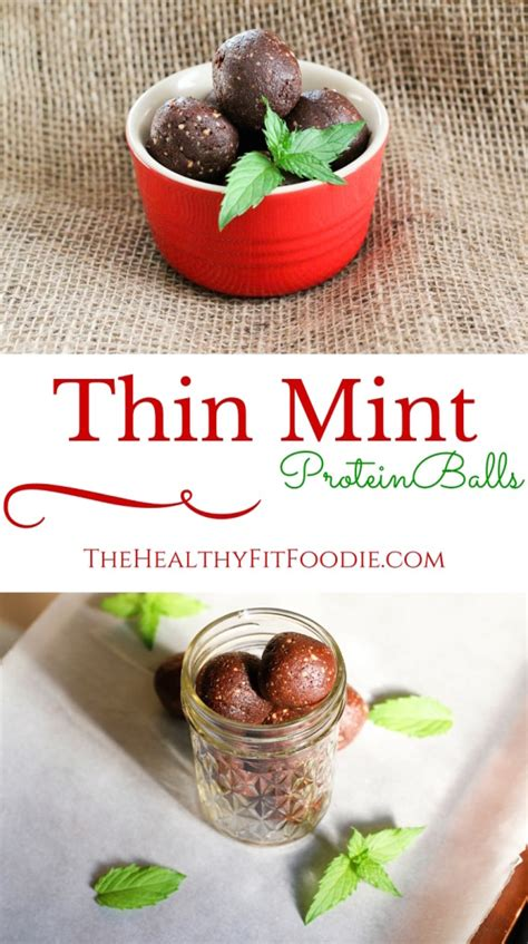 Thin Mint Recipe And All by Thin Mint Protein Recipe