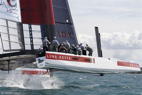 rossa challenge zerogradinord where sailing begins