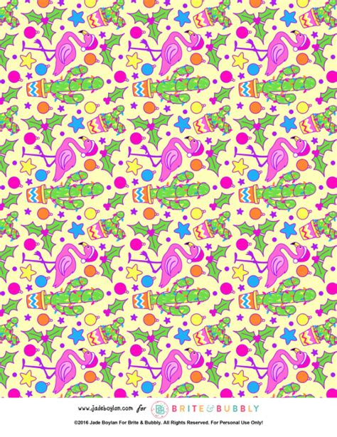 printable chocolate wrapping paper printable flamingo colorful candy wrapping paper with