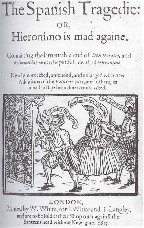 themes of jacobean literature revenge play wikis the full wiki