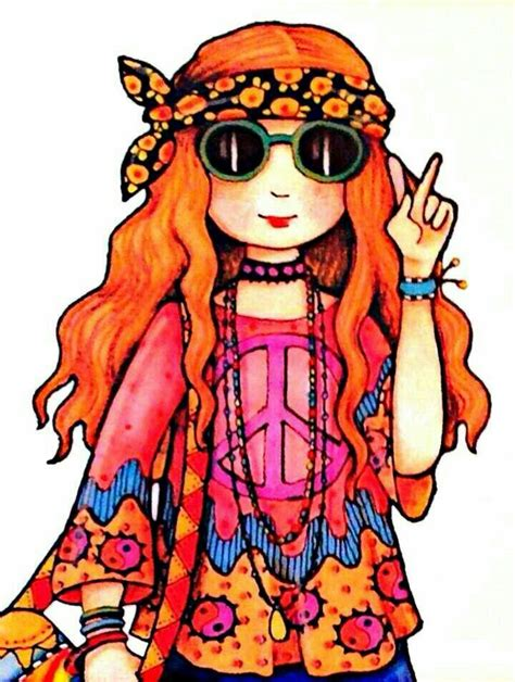 hippie clipart hippie clipart fashion pencil and in color hippie