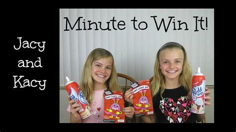minute to win it challenges to do at home minute to win it challenge edition 2015 jacy