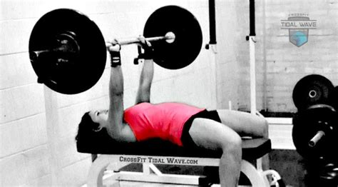bodyweight bench press crossfit wod 6 10 17 crossfit bath