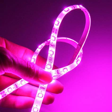 Purple Led Light Strips 2017 100m 5050 3528 Smd Led Light Purple Pink Single Colour Waterproof Ip65 Non Waterproof