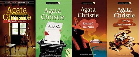 Bundel Agatha Christie 5 Agatha Christie Berkualitas najlepsze książki agathy christie poleca splay