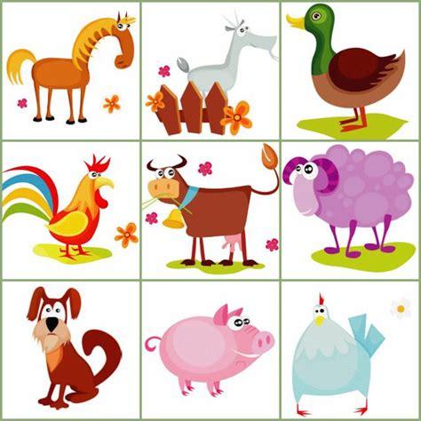 imagenes de animales de granja para imprimir a color recursos para docentes los animales asociaci 243 n imagen