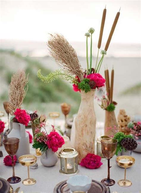 Handmade Centerpiece Ideas - wedding centerpieces on a budget diy decorations tips