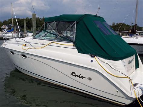 rinker boat heater rinker 270 fiesta vee 1999 for sale for 17 000 boats