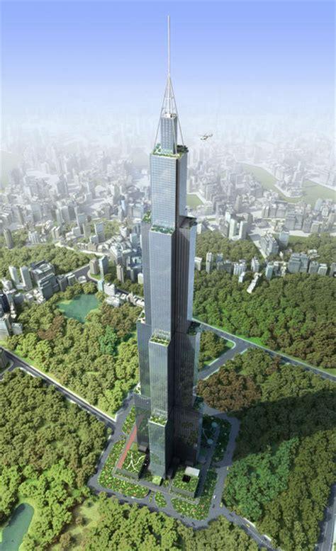 d 233 but de la construction de sky city la future plus haute