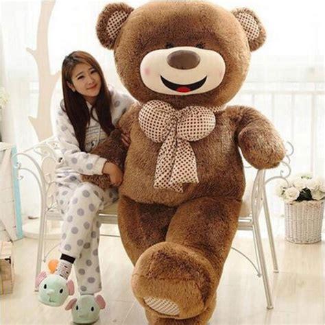 Boneka Teddy Jumbo Big Size 1 oversize 180cm happy teddy pillow stuffed teddy plush gift plush ted