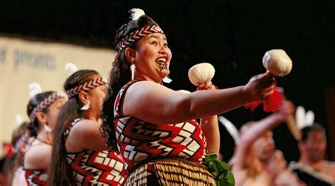 maori culture dance and chanting