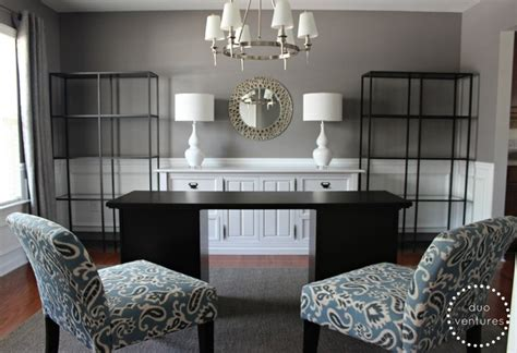 turning  dining room   home office contemporary