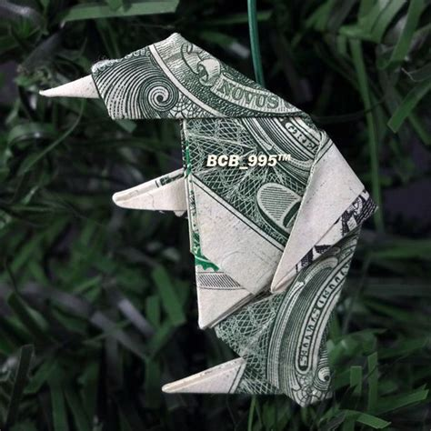 origami money christmas 78 best origami tree ornaments images on tree ornaments money origami