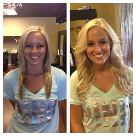 before and after great lengths 1000 images about before after hair makeup on