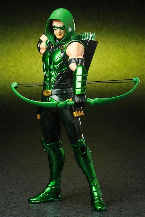 Dc Comics Artfx Plus Green Arrow 110 Scale artfx plus green arrow new 52
