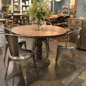industrial dining room furniture soda table 47 quot industrial dining