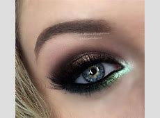 Earthy Bronzed Taurus Shimmer Smokey Eye | Lillee Jean T ... Jeffree Star