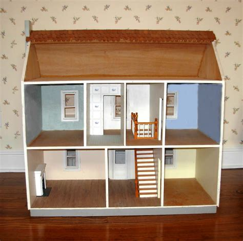 inside of a doll house art for small hands drawing inside a dwelling