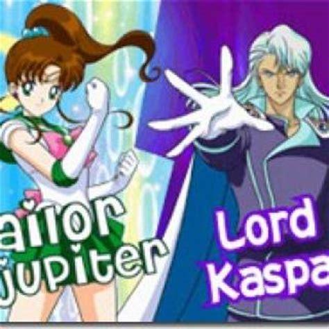 sailor jupiter character bomb