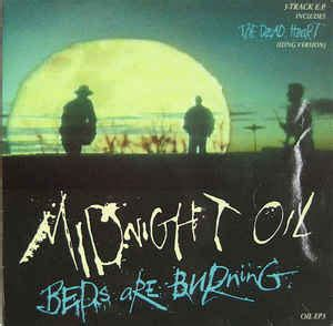 beds are burning midnight oil beds are burning vinyl at discogs