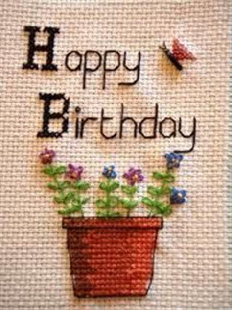 Kristik 4 Musim Berpola 20851 1000 images about birthday cross stitch on cupcake cross stitch happy birthday and