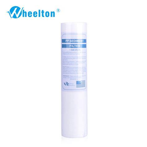 Pp Filter Watertech 10 Sediment Putih aliexpress buy sediment water filter sediment polypropylene filter 10 quot 1 micron pp