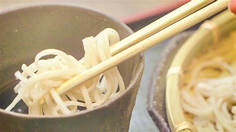 Handmade Noodles - soba the of handmade noodles
