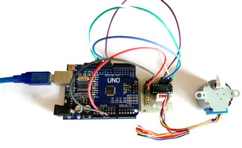 code arduino stepper arduino stepper motor control tutorial with code and