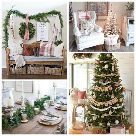 Style Decorations farmhouse style series the happy housie