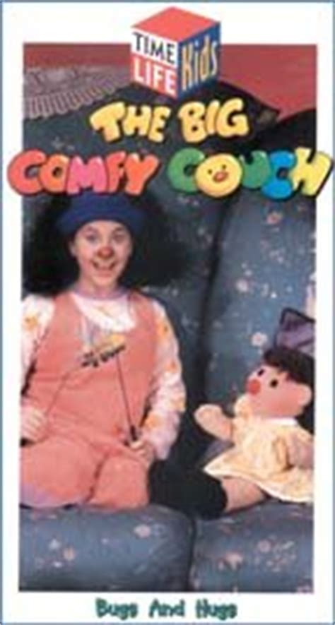 the big comfy couch snug as a bug com the big comfy couch bug and hugs loonette