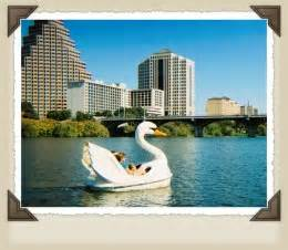 swan boats austin texas travel tourism and information texas attractions