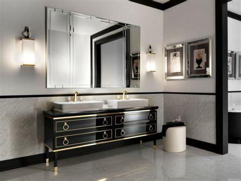 Supérieur Lavabo Double Vasque Retro #1: des-meuble-salle-de-bain-double-vasque-gris-id%C3%A9es-originales-luxueuse.jpg