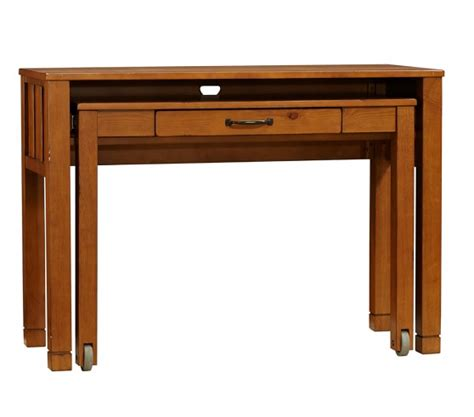 C Pull Out Desk Pottery Barn Kids Pull Out Desk